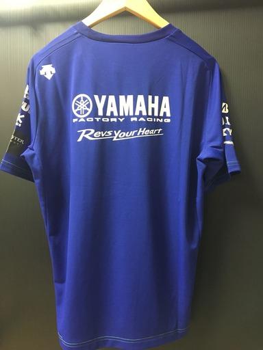 YAMAHA8耐Tシャツ後