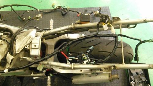 NSR250R メインハーネス コシウエ018