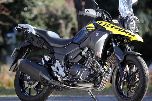 SP忠男 V-Strom250