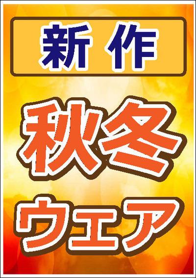 141_新作FWウェア-A3_L