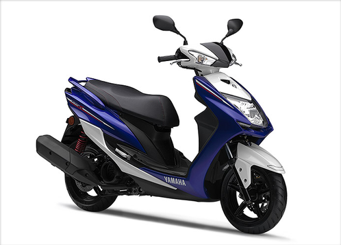 シグナスX SR   バイク スクーター   ヤマハ発動機株式会社