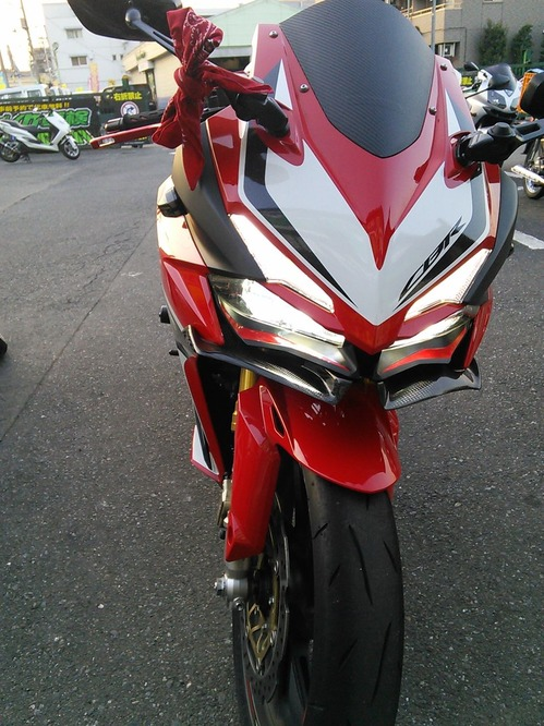 CBR250RR MC51 ECU TUNE019