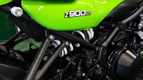 Z900RS OHLINS BLACK KA740005