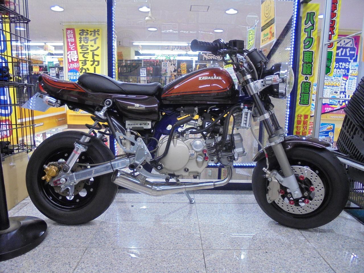 美女木2りんかん キタコ KITACO モンキー 3