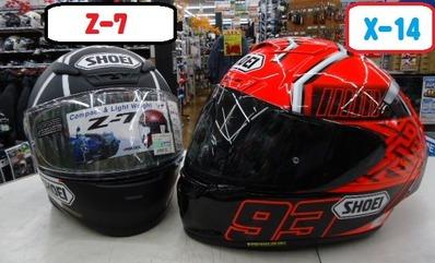 マルケスCPヘルメット