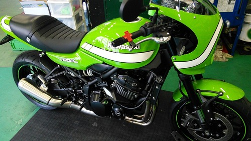 Z900RS OHLINS BLACK KA740001