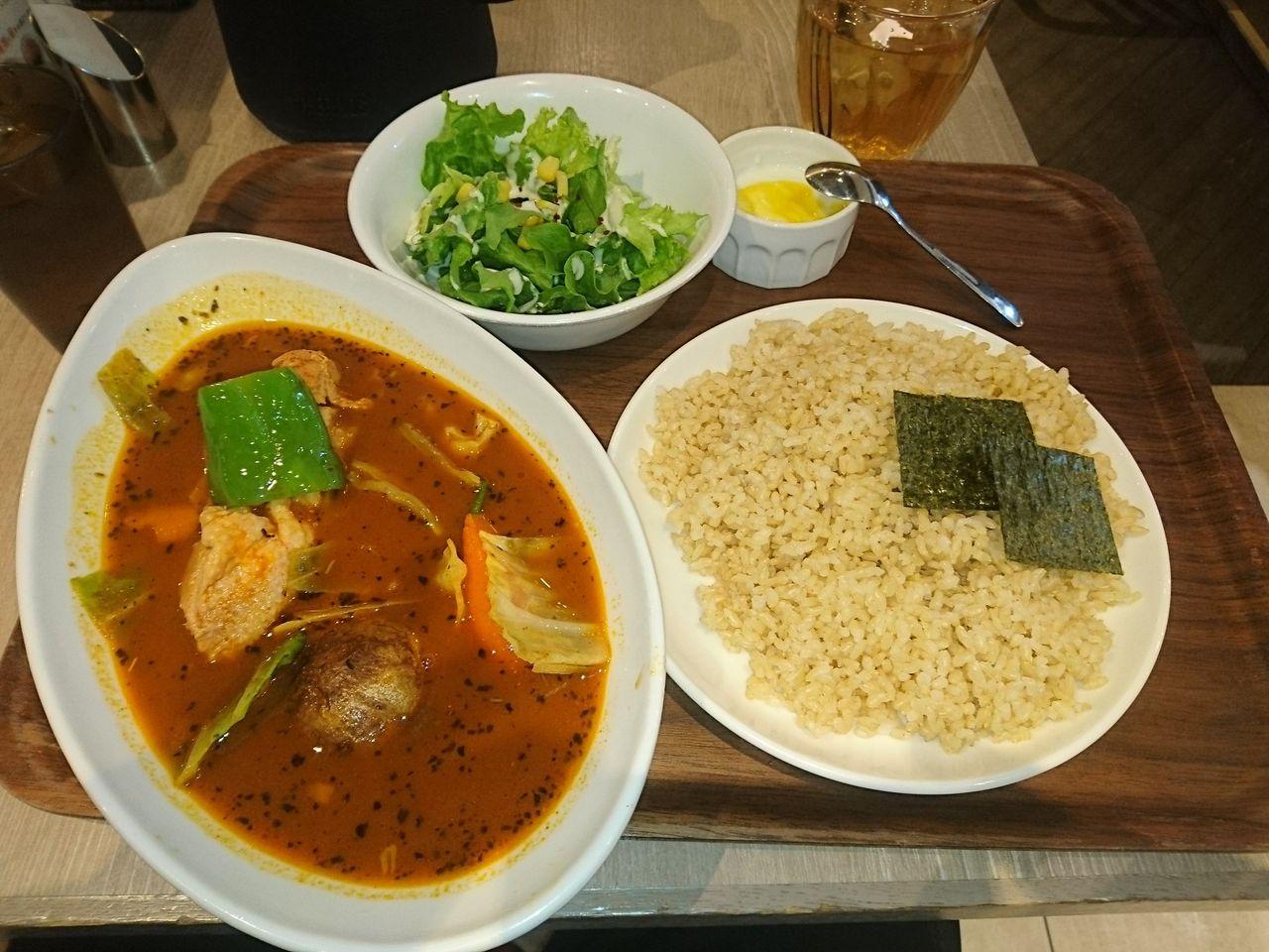 アキバでスープカレー