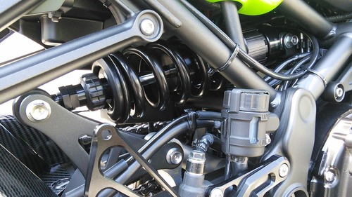 Z900RS OHLINS BLACK KA740035