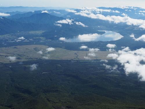 富士登山 (5)下山河口湖