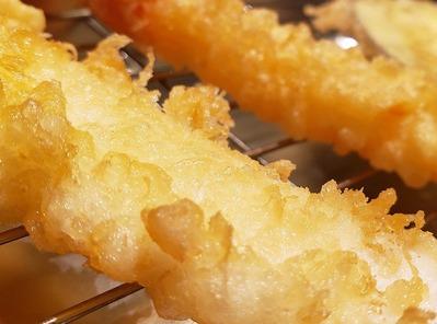 天ぷらは日本食です(^^♪