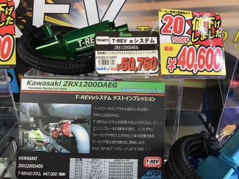 ZRX1200 T-REV
