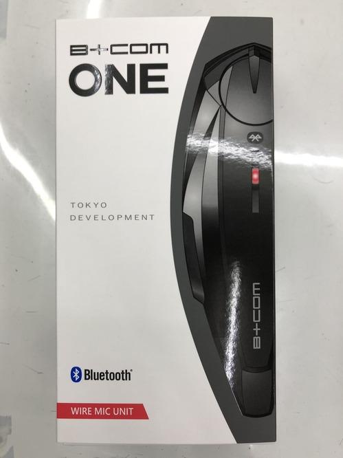 B+COM ONEワイヤマイク (2)