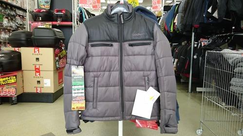 ゴールドウィンの秋冬ジャケットがお買い得2