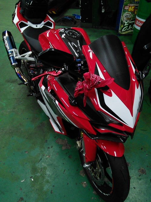 CBR250RR MC51 ECU TUNE011