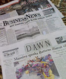 DAWN紙