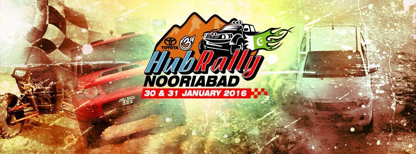 Hub rally 2016