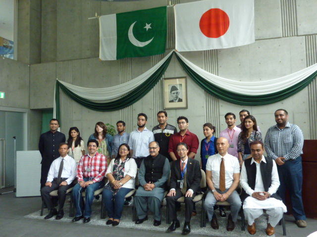 DTS blog : 先週、パキスタン大...