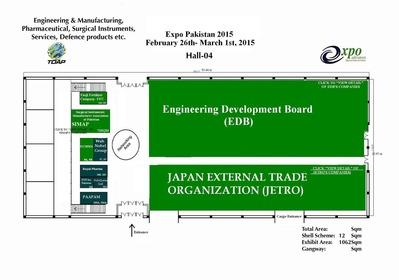 Expo Pakistan 2014 Final Plan-04, FFC option