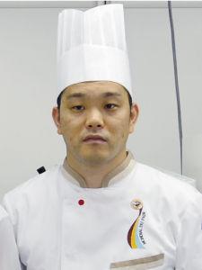 割田 健一シェフ 銀座レカン