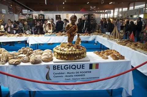 ベルギーの作品 全体
