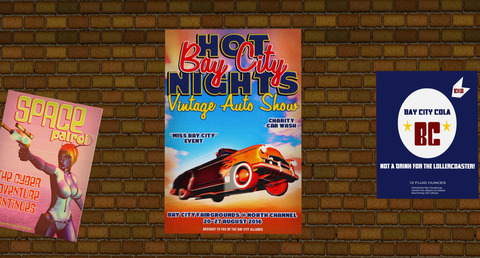 [Bay City HOT NIGHTS]