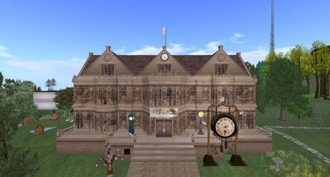 [The Clock Museum] Satori