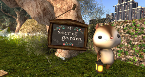 [Secret garden] Bay City
