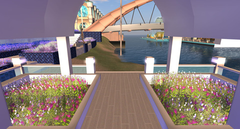 [Kama City Waterfront Park] Zindra