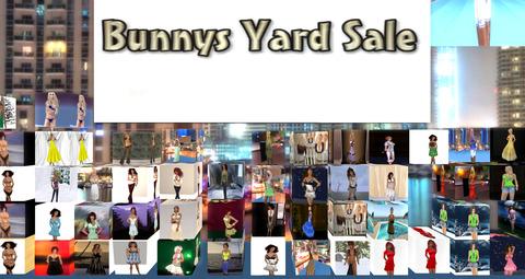[Bunnys Yard Sale] Sansara
