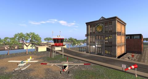 [Bay City History Pavilion]