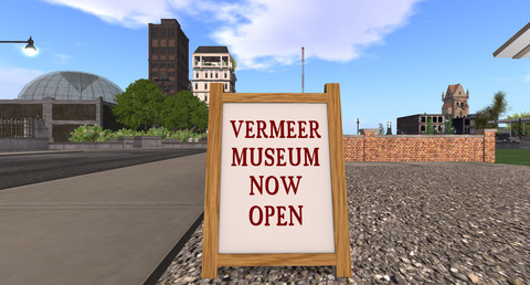 [Vermeer Museum] Bay City