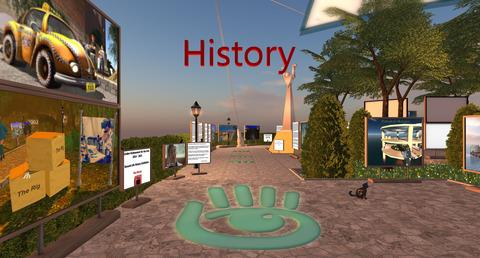 [Second Life History  1999 - 2016] Nautilus