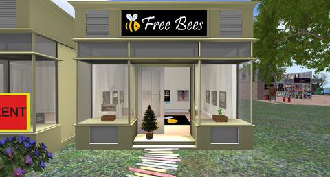 [Free Bees] Satori