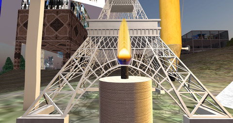 [Pray for Paris, Pray for France!] Plusia Station - Atoll