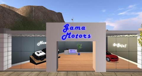 [Gama Motors] Sansara