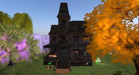 [Haunted house] Blynn's home