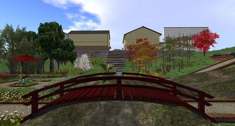 [Changmi Garden & Sento] Temp Home of Hanafusa Okiya - Jeogeot
