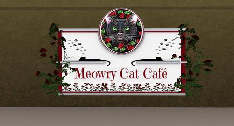 [Meowry Cat Cafe'] Sansara