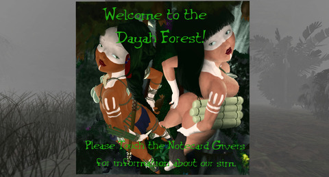 [The Dayah Forest] 2