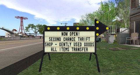 [Second Chance Thrift Shop] Bay City