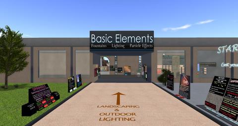 [Basic Elements] 1
