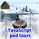 YavaScript pod tours