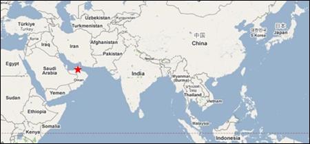 かぐやひめのドバイ旅行記 ... : 日本地図 地域 : 日本