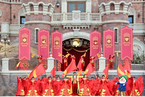 上海迪斯尼乐园假度区16090607 - 10 / 37