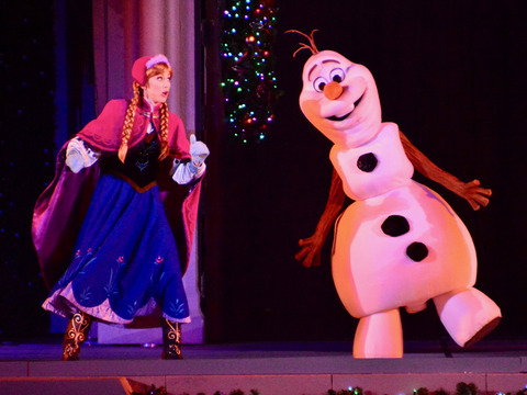 Frozen Holiday Wish B - 3