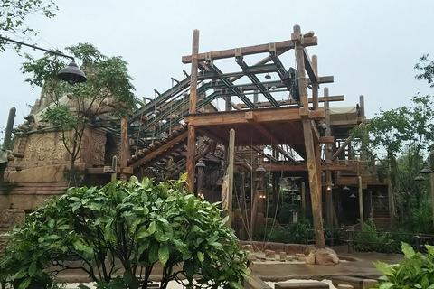 上海迪斯尼乐园假度区16090616 - 30