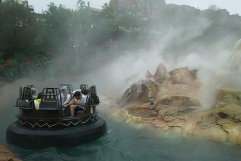 上海迪斯尼乐园假度区16090616 - 34