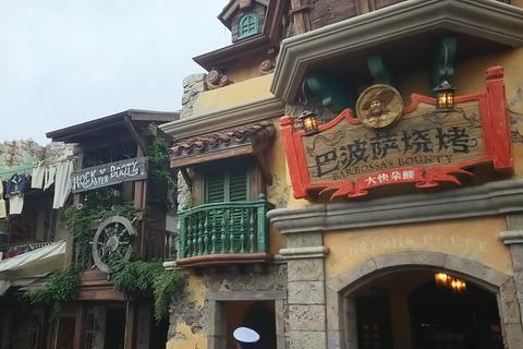 上海迪斯尼乐园假度区16090614 - 7