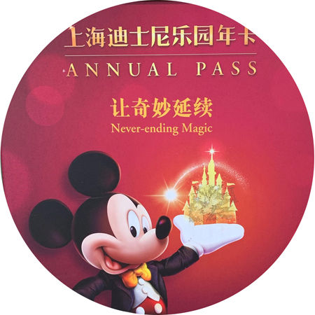 Annual Pass - 1