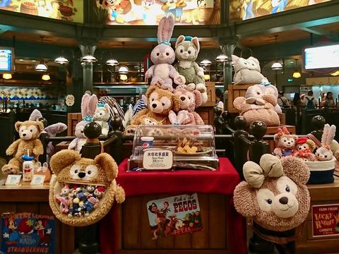 ミッキー・マーケット・カフェ - 2